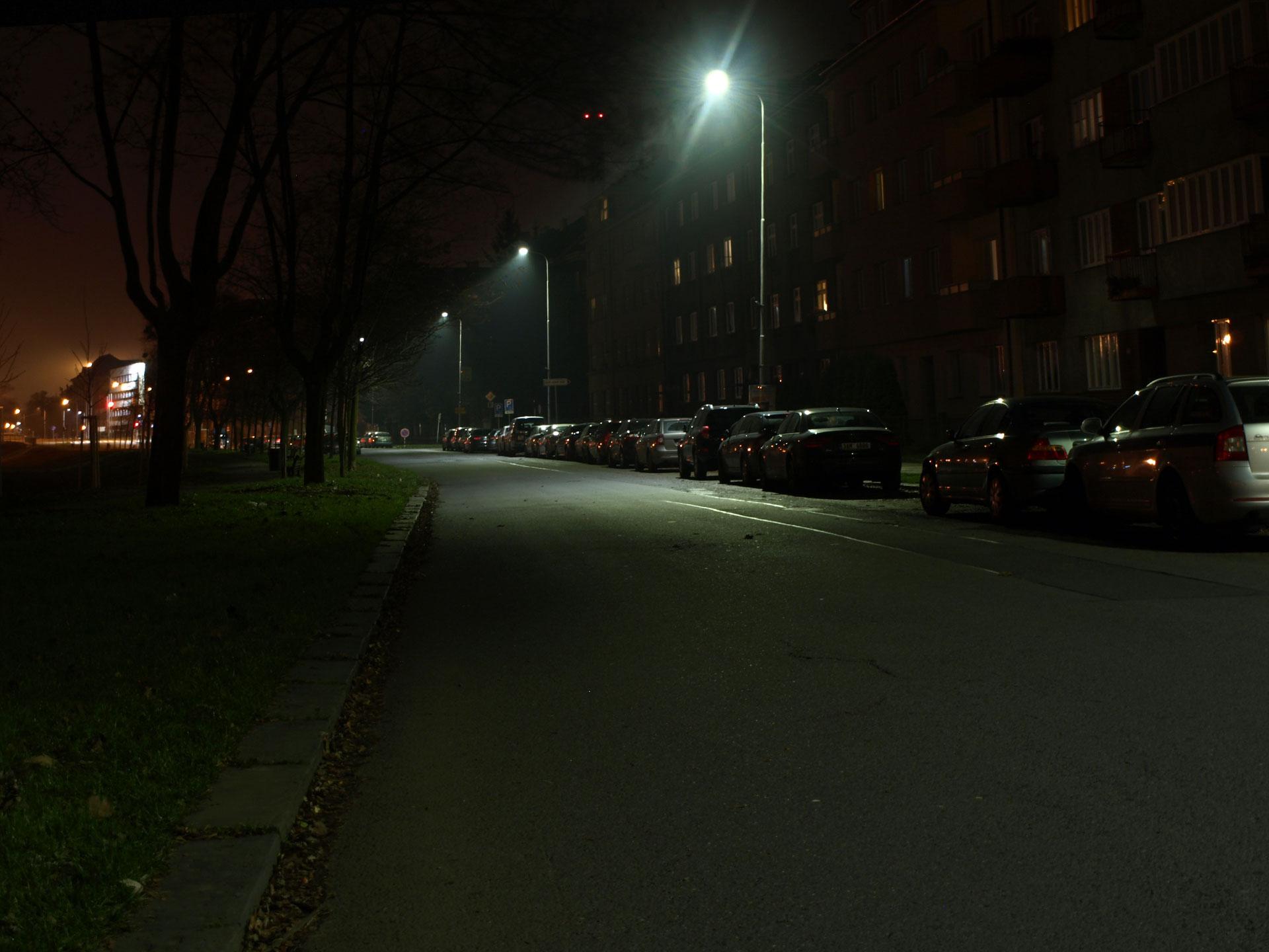 Výměna veřejného osvětlení ve městě Přerov